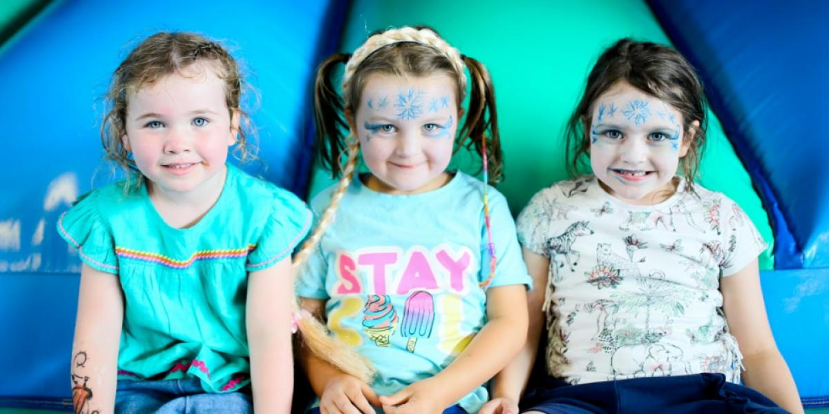 Children at Portaferry Holiday Scheme